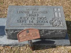 Linnie Mae <i>Danner</i> Sharp