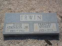 David Atkinson Irwin, Jr