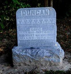 Mary <i>Dillman</i> Duncan