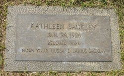 Kathleen Sackley