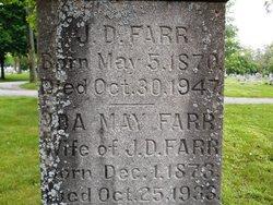 Ida May <i>Pratt</i> Farr