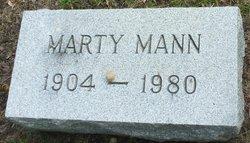 Margaret Marty Mann