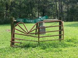 Evans Fairall Cemetery