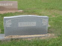 Exie Ashley <i>Stone</i> Warren