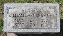 William Claude Argenbright
