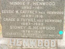 Sidney Skewes Henwood