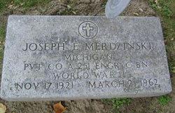Joseph Edmund Merdzinsky