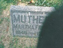 Martha <i>Stevens</i> Fritz
