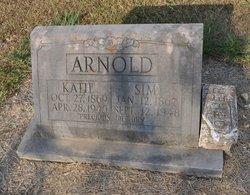 Katherine Lee Katie <i>Knight</i> Arnold