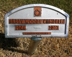 Harry Woodson Woody Campbell