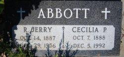 R Jerry Abbott