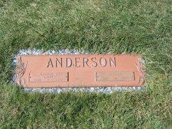 Mittie Viola <i>Cockman</i> Anderson