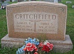 Emma S Critchfield