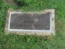 Bessie <i>Lee</i> Adair