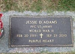 Jessie Dewitt Adams