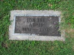 Ida <i>Lee</i> Adair