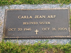 Carla Jean Arp