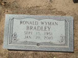 Ronald Wyman Bradley