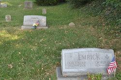 Dorothea P <i>Ridgeway</i> Emrick