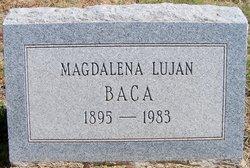 Magdalena <i>Lujan</i> Baca