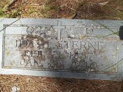 Ida Holmes Sterne