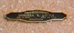 Dorothea Elizabeth <i>Andersen</i> Little