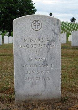 Minars Alfred Baggenstoss