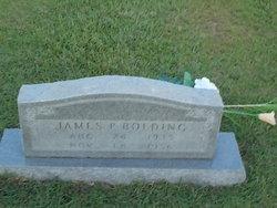 James P. Bolding