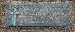 William N Combs