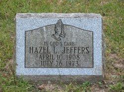 Hazel L Jeffers