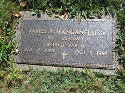James R Manganelli