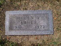 Helen V Bauer