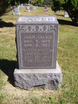 John Sauer