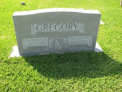 Kenneth Palm Gregory