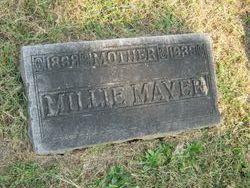Millie <i>Adler</i> Mayer