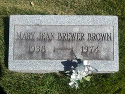 Mary Jean Brewer