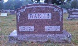 Alta Maye <i>Foreman</i> Baker