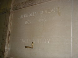 Hattie Belle <i>Hales</i> Mullaly