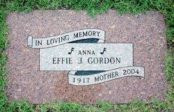 Effie Juanita Anna <i>Carter</i> Davis