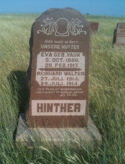 Eva Elizabeth <i>Yauk</i> Hinther