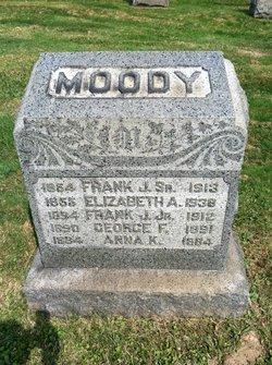 Frank Johnston Moody, Sr