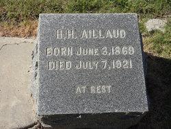 Henry H Hank Aillaud