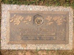Sidney Joshua Pendley