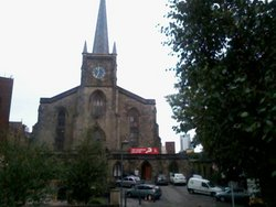 Saint Georges Churchyard