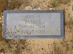 Joel Henderson Barker