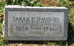 Sarah Cornelia <i>Hutchinson</i> Davison