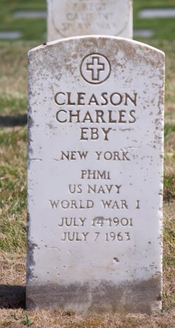 Cleason Charles Eby
