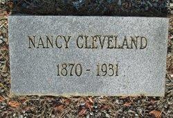 Nancy E <i>Shiver</i> Cleveland