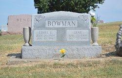 Eugene Gene Bowman