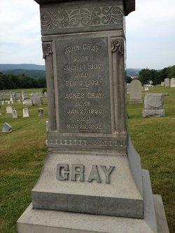 Agnes <i>McKelvey</i> Gray